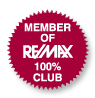 RE/MAX 100 Percent Club Member