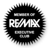 RE/MAX Executative Club Member